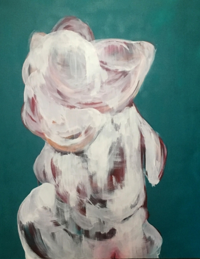 n°408_acrylic on canvas_100 x 100 cm