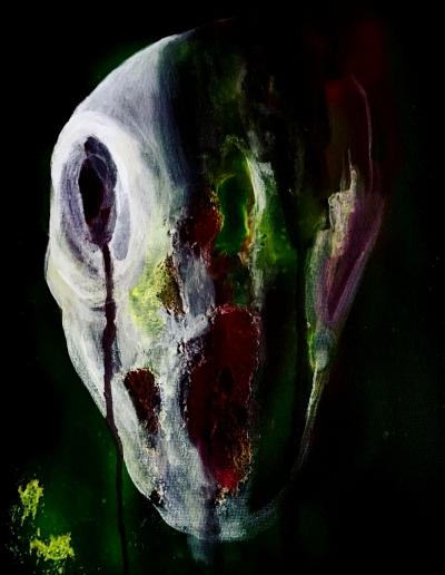 acrylic on canvas_28 x 36 cm