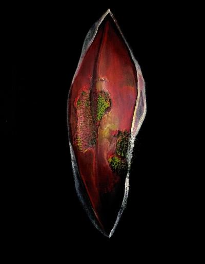 acrylic on canvas_20 x 25 cm