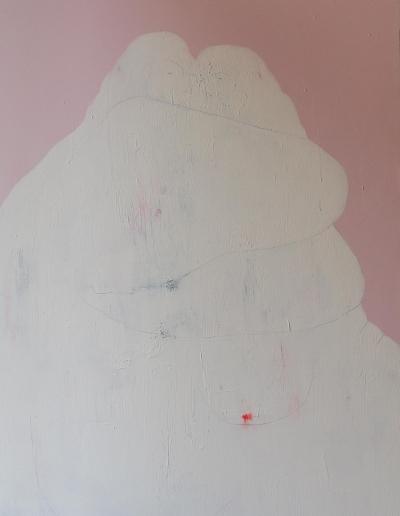 n°13_acrylic on canvas_150 x 100 cm